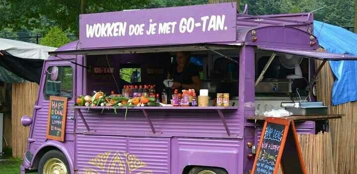 Food container or truck business