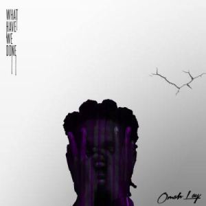 Omah Lay – What Have We Done? EP Artwork