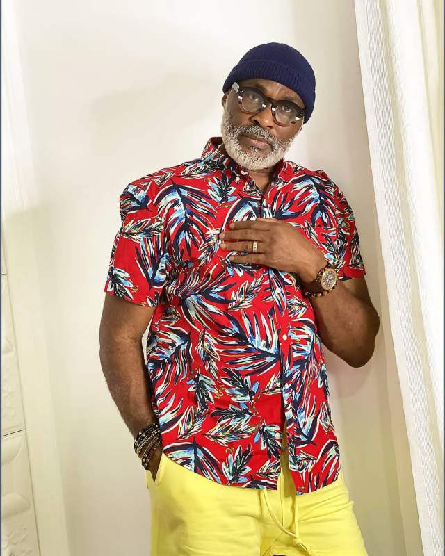 Nollywood Actor RMD, Accused of Cheating on his wife with Interior Designer