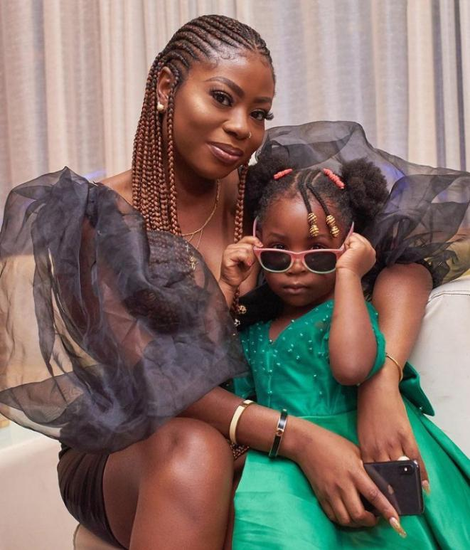 Chioma clashes with Davido over his visit to Sophia Momodu's house to see Imade
